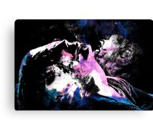 Dreaming and Drifting Through Space Canvas Print