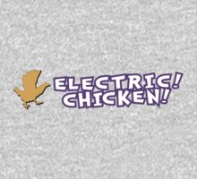 Electric Chicken, Art inspired by Titanfall One Piece - Long Sleeve