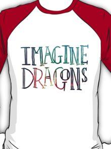 Imagine Dragons Space T-Shirt