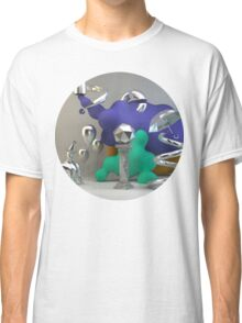 Poly Fumes 01 Classic T-Shirt