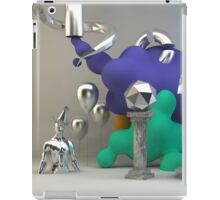 Poly Fumes 01 iPad Case/Skin