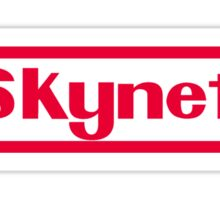 Skynet Entertainment System Sticker