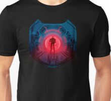 Master Chief and Evil Monitor  Unisex T-Shirt