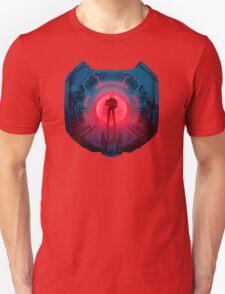 Master Chief and Evil Monitor  T-Shirt