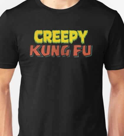 Creepy Kung Fu T-Shirt