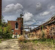 Textile Mill, abandoned by Kyle Wilson