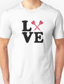 Darts love T-Shirt