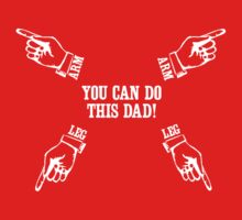 You can do this dad One Piece - Short Sleeve