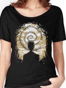Carcosa's Spiral Women's Relaxed Fit T-Shirt