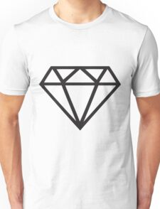 Black Diamond Unisex T-Shirt