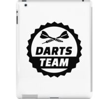 Darts team iPad Case/Skin