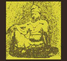 """Buddha of Compassion 2- T-shirt 3"" by Kevin J Cooper"