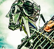 Cross Processed Man by Chris L Smith