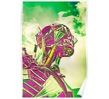 Green around the edges Poster