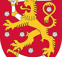 Coat of Arms of Finland  by abbeyz71