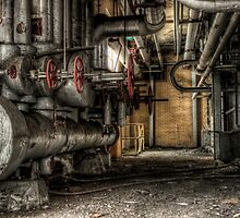 Silenced Industry  by Kyle Wilson