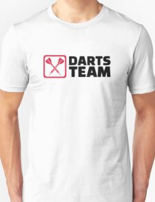 Darts team T-Shirt