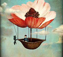 Spring Journeys by ChristianSchloe