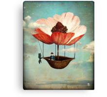 Spring Journeys Canvas Print