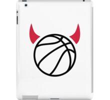 Basketball devil iPad Case/Skin