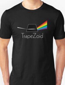Trapezoid - The Dark Side of Geometry. Unisex T-Shirt