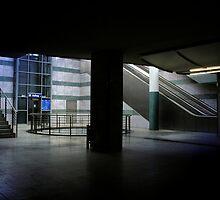 U-Bahn Dortmund by fotomario