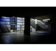 U-Bahn Dortmund Photographic Print