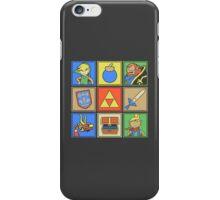 Zelda Pop Art iPhone Case/Skin