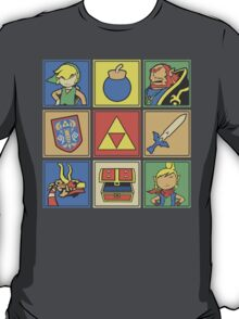 Zelda Pop Art T-Shirt