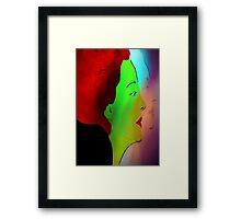 tallulah Framed Print