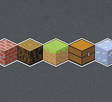 Cubes by thehookshot