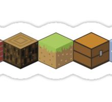 Cubes Sticker