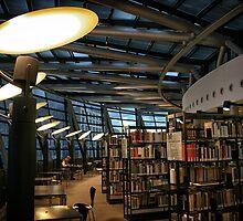 Library Dortmund by fotomario