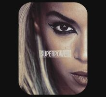 SUPERPOWER - BEYONCE by HELLACOOL