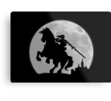 A Moonlight Ride Metal Print