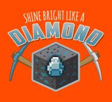 Shine Bright Like a Diamond (V2) Kids Clothes