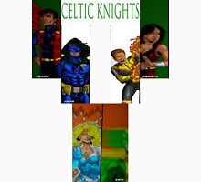 Celtic Knights flag Unisex T-Shirt