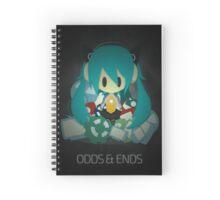 VOCALOID - Hatsune Miku Spiral Notebook