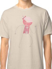 Regular Show / Benson Typography Tee Classic T-Shirt