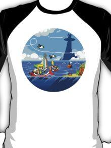 Zelda - Wind Waker Advanced T-Shirt