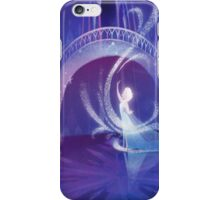 Snow flurry iPhone Case/Skin