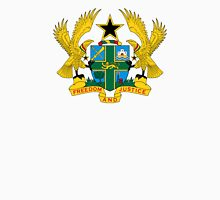 Ghana Coat of Arms  Unisex T-Shirt