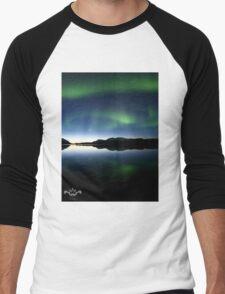 North Pole Men's Baseball ¾ T-Shirt