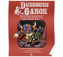 Dungeons and Ganon Poster