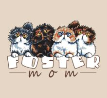 Foster Cat Mom by offleashart