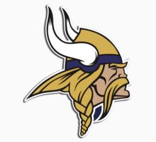 NFL… Football Minnesota Vikings by artkrannie
