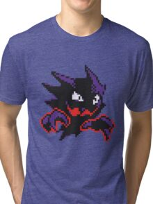 Pokemon - Haunter Sprite Tri-blend T-Shirt