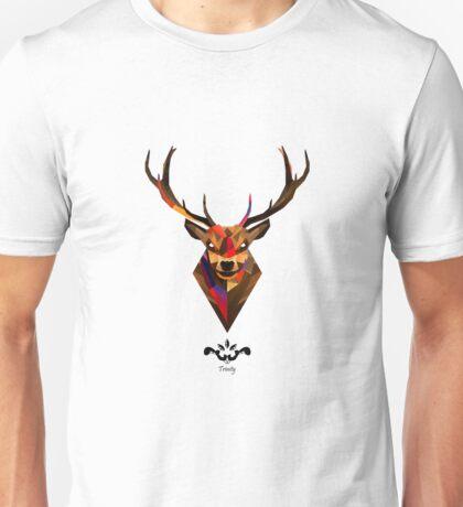 Abstract Deer Unisex T-Shirt