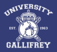 University of Gallifrey by Joeken