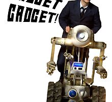 Gadget Gadget! by discodalek